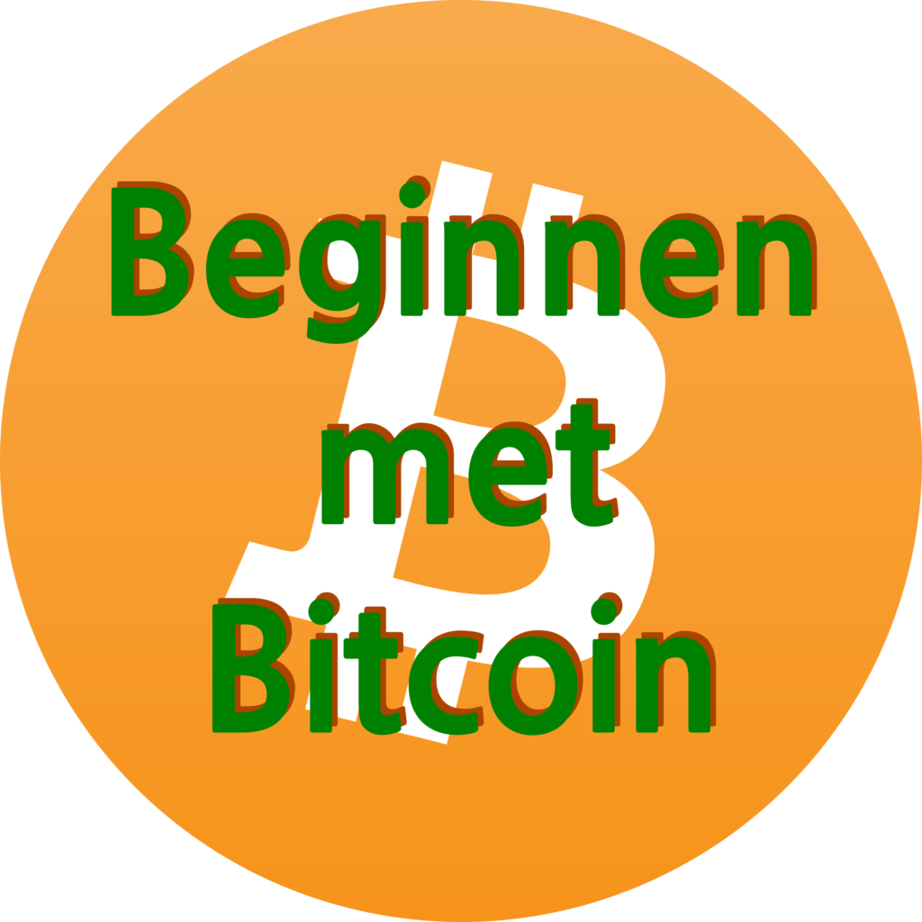 beginnen met bitcoin podcast Logo
