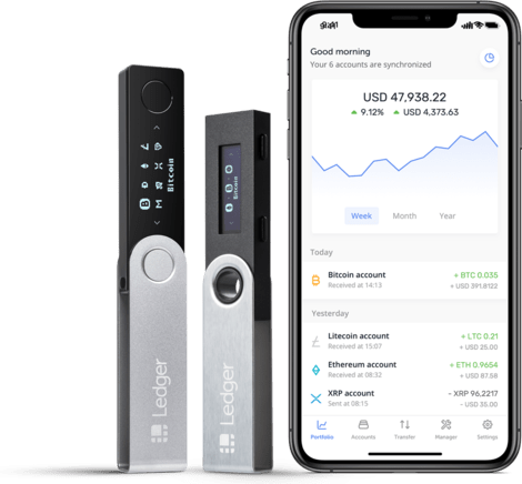 Ledger-hardware-wallet