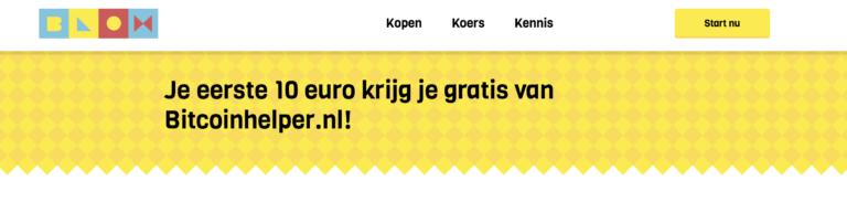 Blox 10 euro gratis