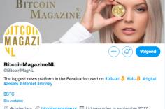 Bitcoinmagazine twitter