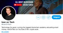 Ivan on Tech Twitter