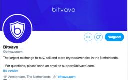 Bitvavo Twitter