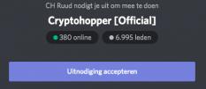 Cryptohopper discord