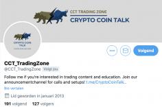 CryptoCoinTalk Twitter